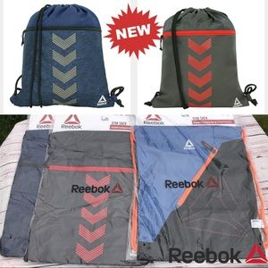 🔥SALE‼️🆕Reebok Recovery & Interval Sackpack